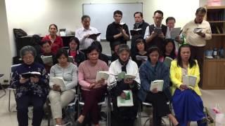 Hymn# 1248 Recall how David swore (hall 41, the church in Taipei) Resimi