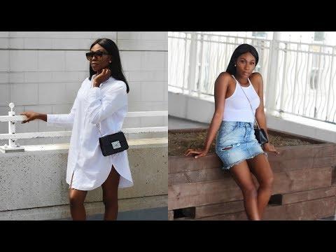 Summer Outfit Lookbook 2017|Summer Lookbook|Summer haul 2017Lindailyblog