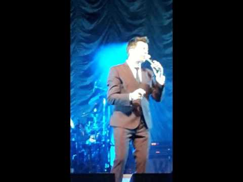 Rick astley Lowry Theatre 1/4/2016 Lights Out