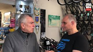 Συνέντευξη με έναν θρύλο της Ποδηλασίας! Θωμάς Τιμαμόπουλος