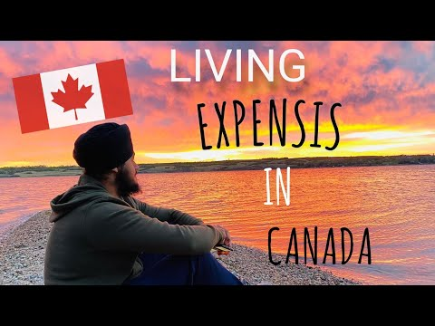 Monthly Expenses In Canada||Saskatchewan||Regina||Punjabi Student||UniversityofRegina||Student Life