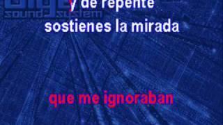 Karaoke Mana Juan Luis Guerra Bendita tu luz
