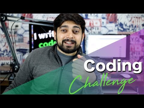 Saturday coding challenge with prize money