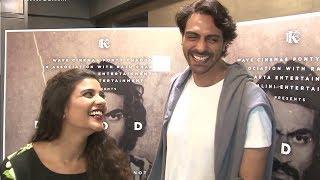 Arjun Rampal & Aishwarya Rajesh Talk About Their Movie Daddy