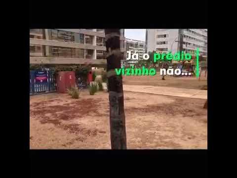 Brasilia Solar- Reaproveitamento de água