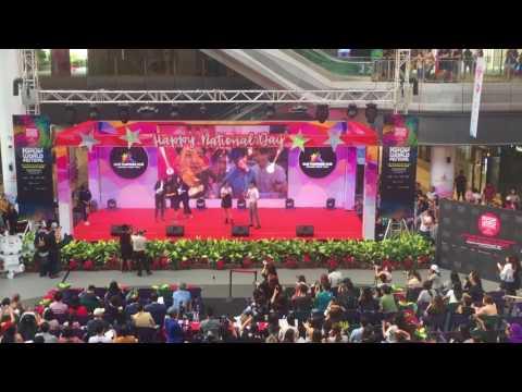 050817 KPOP WORLD FESTIVAL SINGAPORE LEE JUNG SHIN #3