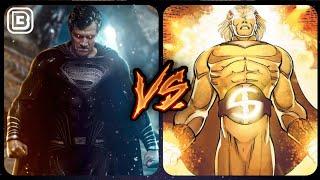 SUPERMAN vs SENTRY | Superhero Showdown in Hindi | BlueIceBear