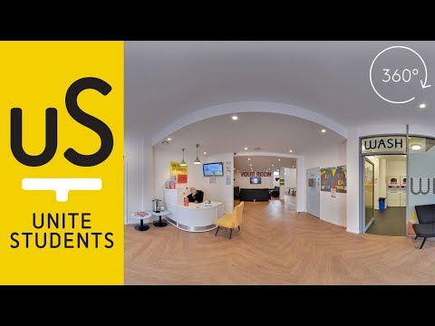 360 Tour - Plymouth Student Accommodation | Unite Students
