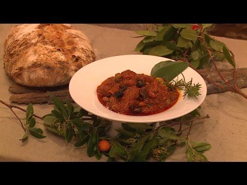 recette-:-sauté-de-veau-aux-olives