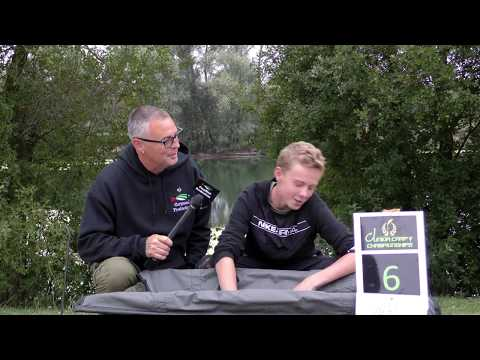 Junior Carp Championships 2018