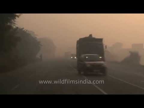 Travelling the roads of Punjab, on NH1
