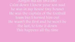 P!nk- Bad Influence ( Lyrics)