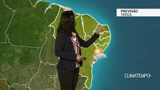 Previsão Nordeste – Chuva a qualquer hora