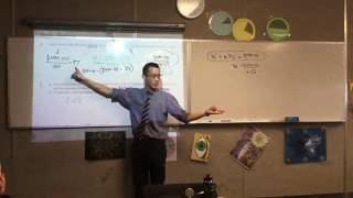 Mathematics General Review Questions (Investing Money)