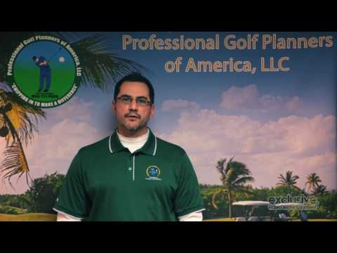 Welcome to Professional Golf Planners of America, LLC.