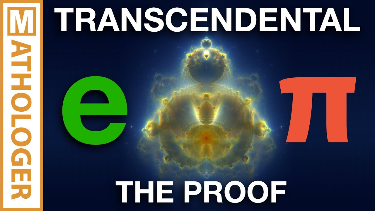 The PROOF: e and pi are transcendental