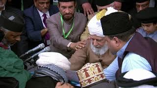Urdu Nazm: Khilafat sirre hasti hai