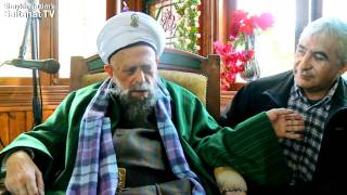 Chilean Miners Visiting their Spiritual Rescuer Shaykh Nazim - Part 3