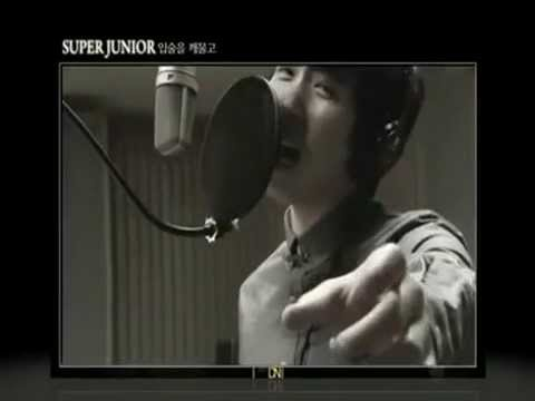 Biting My Lips President OST MV Teaser Super Junior Kyuhyun, Sungmin, Ryeowook