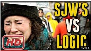 Social Justice Warriors Vs Logic #2