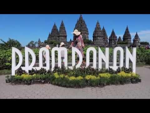 TRAVEL VLOG : PRAMBANAN TEMPLE & YOGYAKARTA