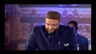 asaduddin-owaisi-charms-audience-with-telugu-speech-in-world-telugu-conference