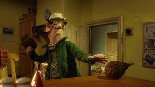Барашек Шон серия 82 - Кокос  / Shaun the Sheep - The Coconut (HD)