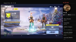imperianos Live Fortnite xmas give away!