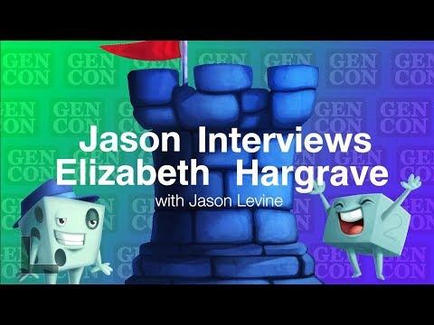 Jason Interviews Elizabeth Hargrave - Gen Con 2019