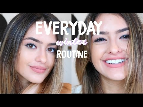 EVERYDAY WINTER MAKEUP ROUTINE: Chit Chat GRWM
