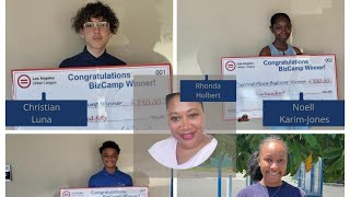 Meet the 2020 Virtual BizCamp/Biz Institute Winners