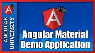 angular 2 material design tutorial for running the official demo app using the angular 2 cli