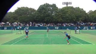 '17 全日本ソフトテニス選手権大会(群馬天皇杯) 4回戦 6