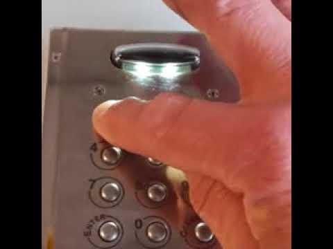 How To Program A Videx Digital Keypad From Scratch