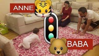 Bebeğim Anneye mi Babaya mı Gidecek? Çocuk Oyunları