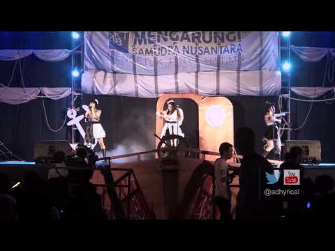 JKT48 - Live in Concert Kendari (Part 1)