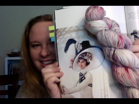 BookishStitcher Podcast Episode 118: New Yarn Collection