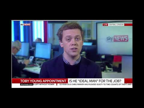 Joanna Williams & Owen Jones on Toby Young appointment