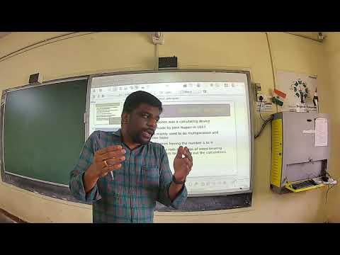 Mr. Alexander  Class 5  Computer Chapter 1 Part1