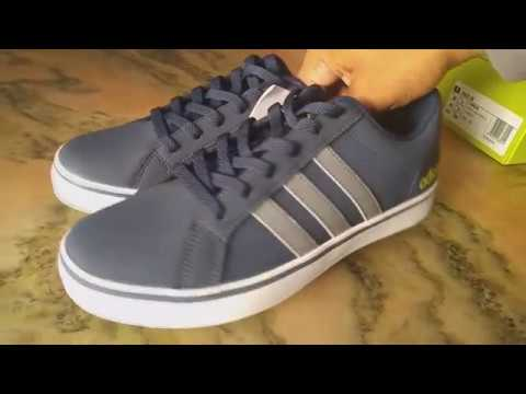 624cb244c Tênis Adidas Pace Vs - YouTube
