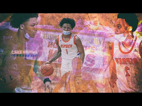 Lake Norman vs Victory Christian: Mikey Williams x The Simpkins Twins