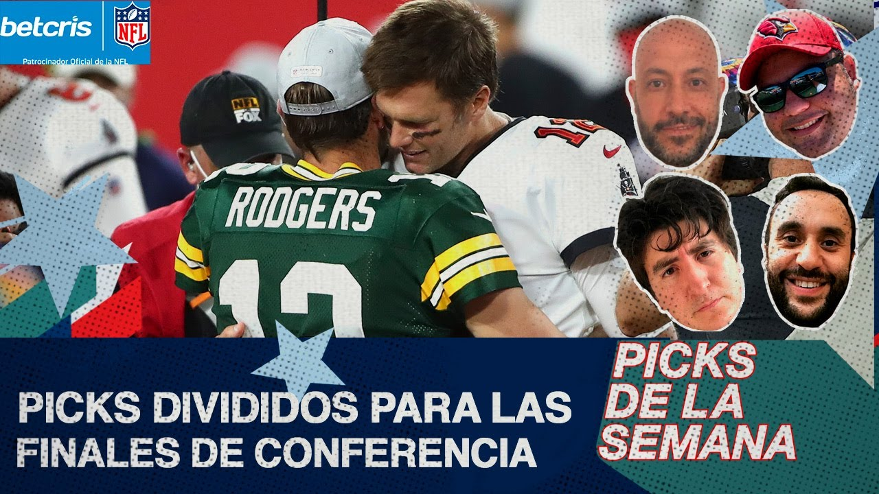 ¡Están divididos! Los picks de Bills- Chiefs y Buccaneers-Packers se ponen ardientes | Picks NFL