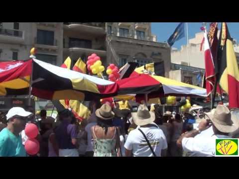 San Giljan Fest secondo tempo Malta Islands