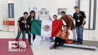 Entrevista con los Campeones del Robotchallenge 2015 / Vianey Esquinca