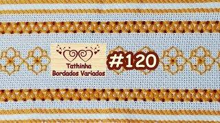 BAINHA ABERTA TRIANGULAR – Tathinha Bordados