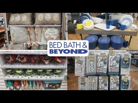 BED BATH & BEYOND * COME WITH ME