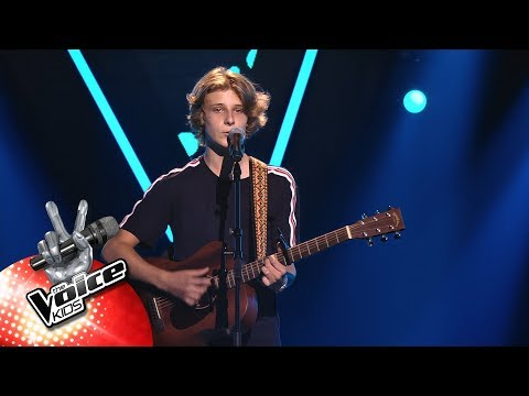 Billy - 'The River' | Blind Auditions | The Voice Kids | VTM
