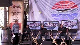 2011 NASCAR Newlyweds Game