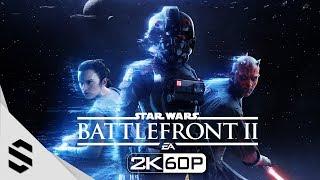 【星際大戰:戰場前線2】全章節電影剪輯版(中文字幕) - PC特效全開2K60FPS劇情電影 - Star Wars Battlefront II - 星球大战:前线2 - 最強2K無損畫質