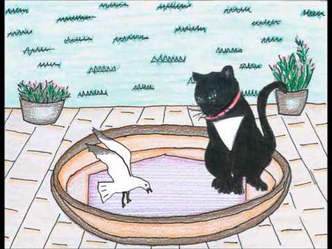 La Gabbianella e il Gatto [HD]